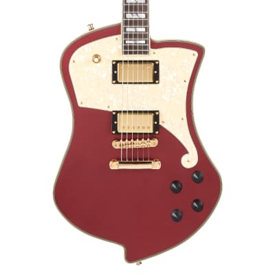 D'Angelico Deluxe Ludlow Offset HH Limited Edition