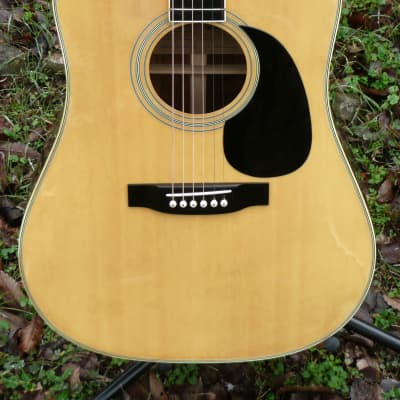 Tokai Cat's Eyes CE300  D28 1980 Natural for sale