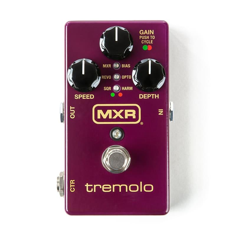 MXR M305 Tremolo Effects Pedal