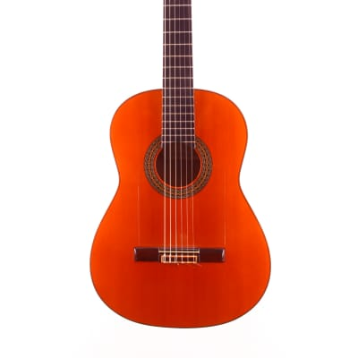 Hermanos Conde (Faustino Conde) flamenco guitar 1984 for sale