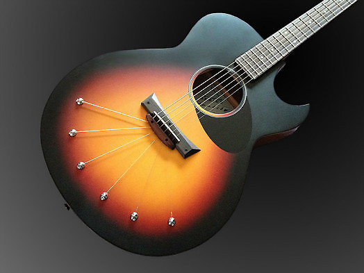 f1276d7086 Babicz Identity Series Spider Dreadnought Acoustic/Electric | Reverb