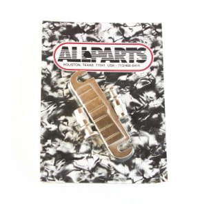 Allparts Featherweight Compensated Wraparound Stop Tailpiece