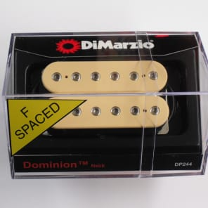 DiMarzio DP244FCR Dominion Neck F-Spaced Humbucker