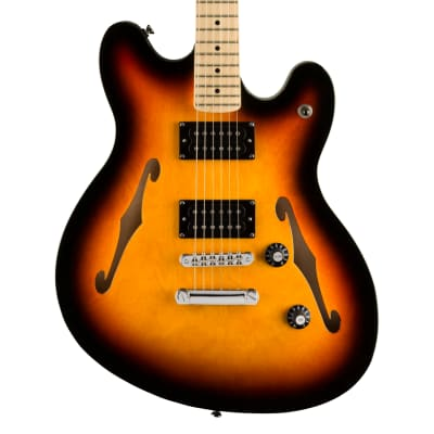 Squier Affinity Starcaster 3-Tone Sunburst for sale
