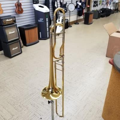 Conn  88H F-Attachment Trombone