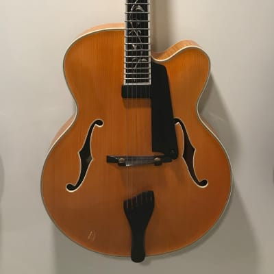 Buscarino Monarch Archtop 1996 for sale