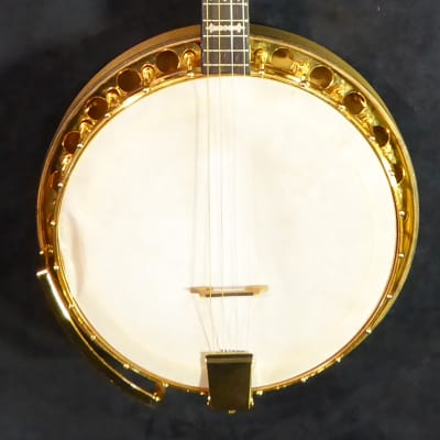 Vintage Paramount Lang Style B Tenor Banjo w/gold hardware! for sale