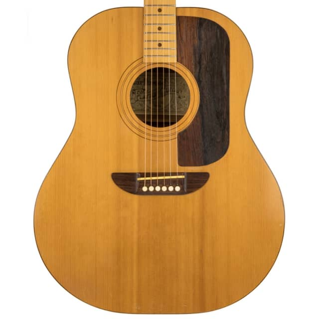 Ernie Ball Earthwood Guitar, c.1970s image
