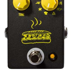 JHS Muffuletta Fuzz Guitar Effect Pedal 5 versions of Big Muff in 1 pedal - Brand New
