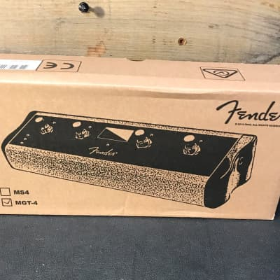 Used Fender Mustang III Four Button Footswitch for sale