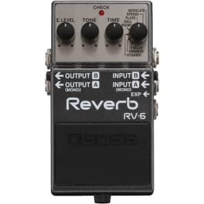 Boss RV-6 Reverb - Boss RV-6 Reverb for sale
