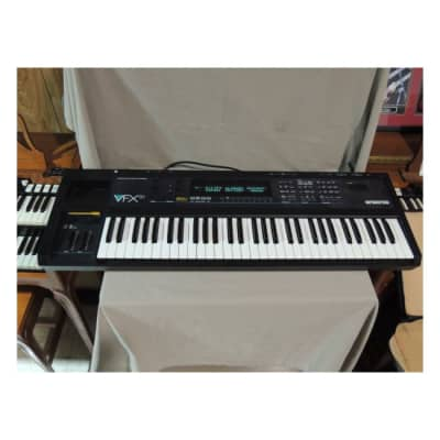 Ensoniq VFX-SD Synthesizer Music Production Synthesizer with gigbag