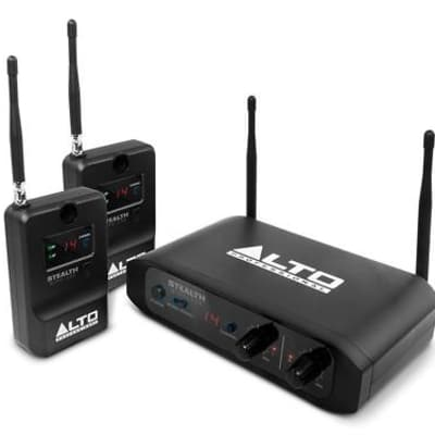 Alto Stealth Wireless System (Used/Mint)