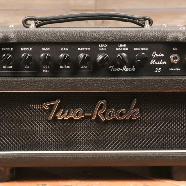 Two Rock Gain Master 35 Amp Head image