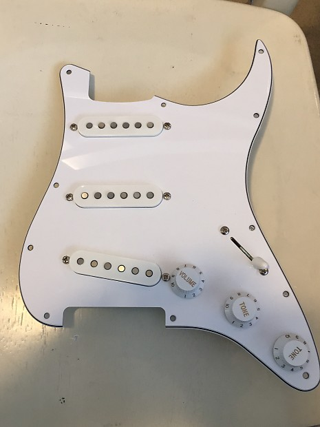 Incredible Kinman Woodstock Plus Loaded Pickguard Reverb Wiring Cloud Oideiuggs Outletorg