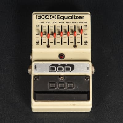 DOD FX40 Equalizer for sale
