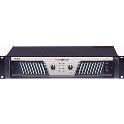 Ashly KLR-3200 Power Amp 2 x (1 600W @ 2) (1 100W @ 4) (650W @ 8) Ohms
