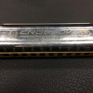Hohner M2009BX-B Marine Band Crossover Harmonica - Key of B