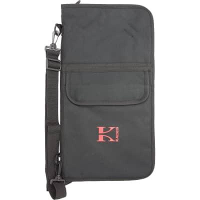 Kaces KJSB Jumbo Stick Bag Black Nylon