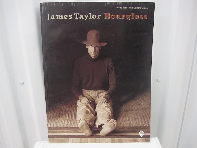 James Taylor Hourglass Piano Vocal Guitar Chords Sheet Music Reverb