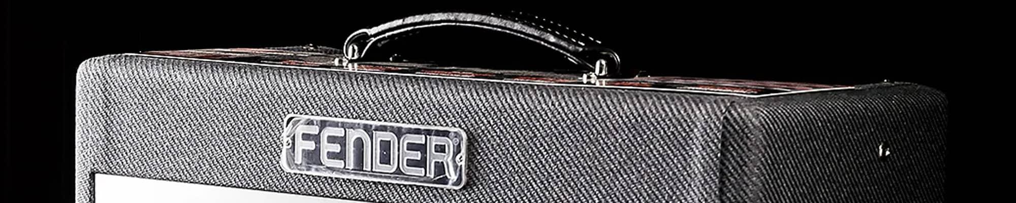 Packing Heat: Exploring Fender's Smaller Amps | Reverb News