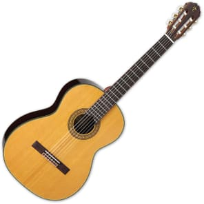 Takamine C132S Classical Series Nylon String Acoustic Guitar Natural Gloss