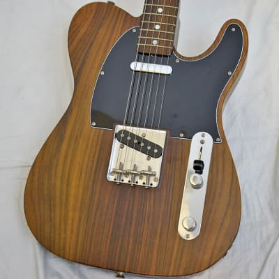 Fender Custom Shop Master Built Series 60S Rosewood Telecaster Built By Jason Smith /0813 for sale