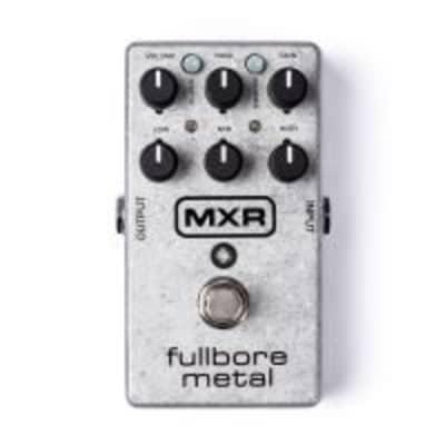 Dunlop MXR M116 Fullbore Metal Effects Pedal