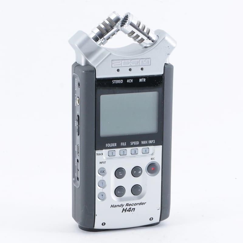 Zoom H4n Handy Recorder Os 8963 Boyd S Guitar Warehouse Reverb