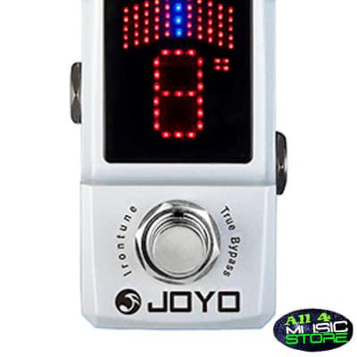 Joyo Ironman jf-326 Irontune Pedal Mini Guitar Effect Pedal Ships Free for sale