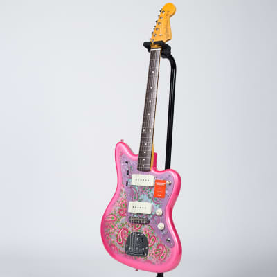 Fender Made In Japan Traditional '60s Jazzmaster - Rosewood, Pink Paisley for sale