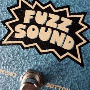 Sola Sound Colorsound Fuzz Sound built by Pigdog for sale