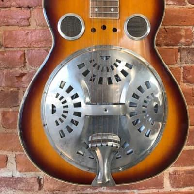 Regal RD-40 Square Neck Resonator Guitar MIK for sale