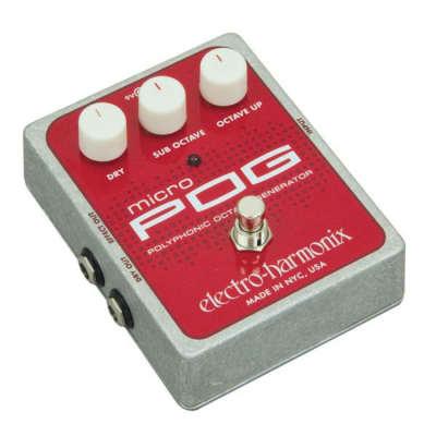 Pedal Electro-Harmonix Micro Pog