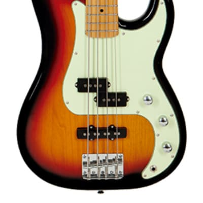 Tagima - TW-65 SB - 4 Strings Bass Guitar - Sunburst for sale