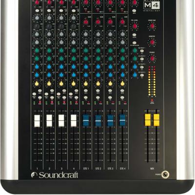Soundcraft  Spirit RW5631 M4 4-Mono 4-Stereo Channel Mixer