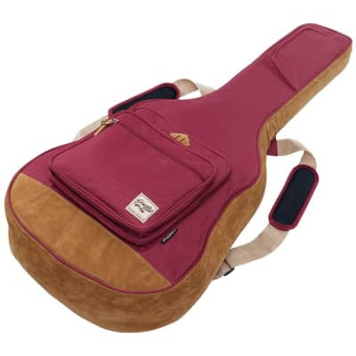 Ibanez Acoustic Guitar Soft Case - Wine Red
