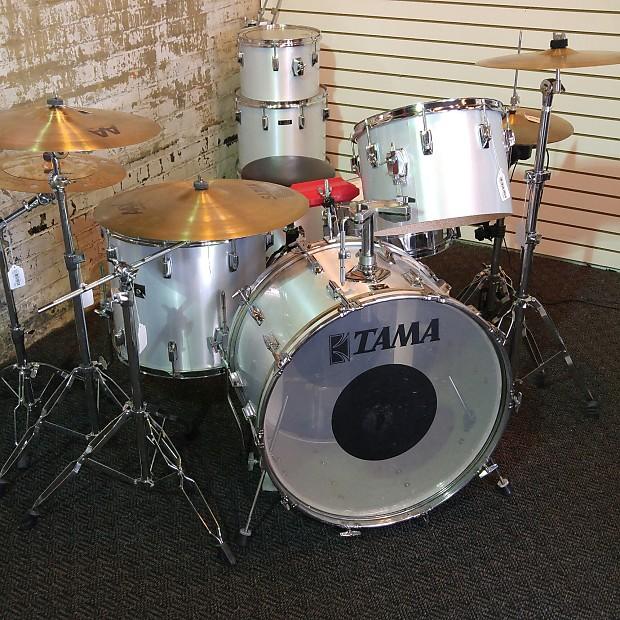 tama imperialstar 6 piece concert tom drum set reverb. Black Bedroom Furniture Sets. Home Design Ideas