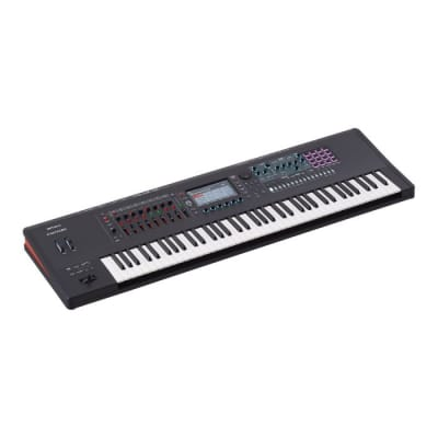 Roland FANTOM-7 Music Workstation 76-key Semi-weighted Synthesizer Keyboard