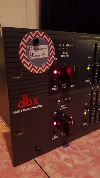 Dbx 1231: DBX 1231 EQ Enhanced By Danieldialatone