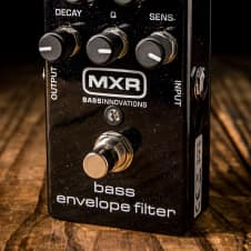 MXR M82 Bass Envelope Filter Pedal - Free Shipping