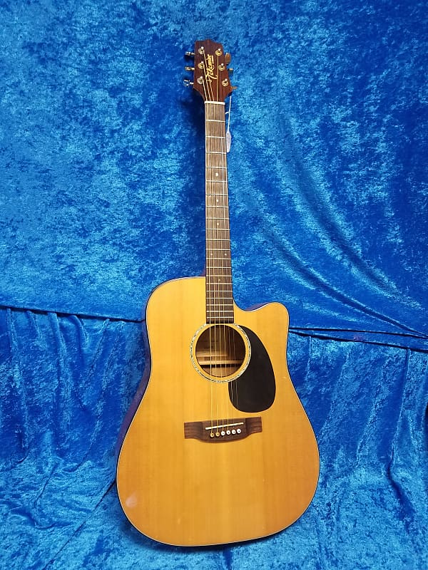 Takamine EG-340C 2000's Natural Played and Loved Factory Electronics!