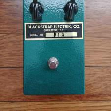 "Blackstrap Electrik Co. ""Tristero"" Vox Tone Bender Replica"