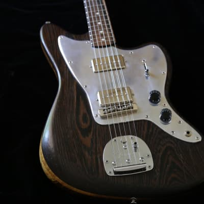 Rhys Guitars Jazzmaster Natural
