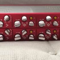 Focusrite Red 2 Dual Equalizer 1990s Red image