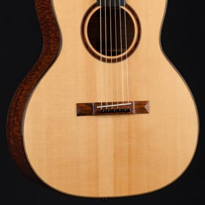 Beneteau Nick Lucas Quilted Sapele and Adirondack Spruce Used (2008) for sale