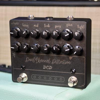DCD - Laser Etched Edition - Black