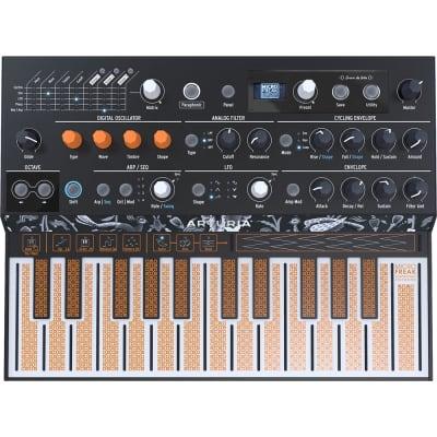 Arturia MicroFreak - Hybrid Analog/Digital Synthesizer