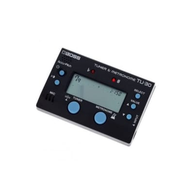 Boss TU-30 tuner with metronome for sale