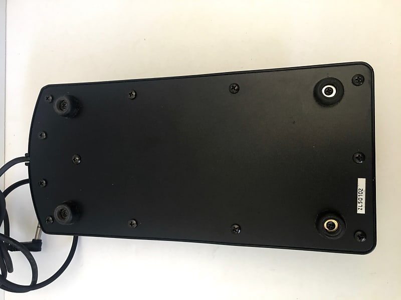roland ev 7 expression pedal black reverb. Black Bedroom Furniture Sets. Home Design Ideas